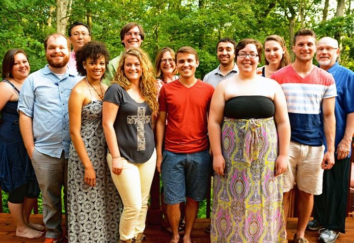 Schultz-Appel Lab, Summer 2014: Melanie, Clayton, Chung-Ho, Briana, Dean, Sam, Heidi, Ryan, Dhru, Gina, Grace, Brett, Jack