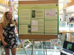 Lex at the Summer Undergraduate Research Forum (July 28th, 2016)