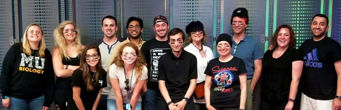 Arabivibe crew and collaborators at the Laser Tag